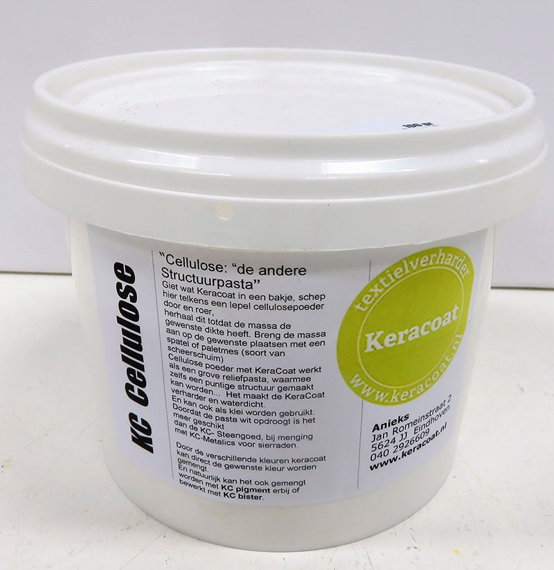 KC CELLULOSE, THE OTHER STRUCTURE POWDER | Meadowbrook Art